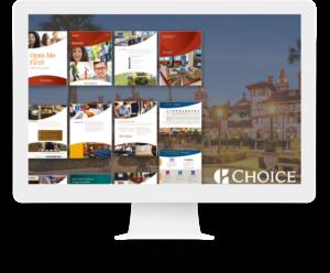 Choice Hotels Mock
