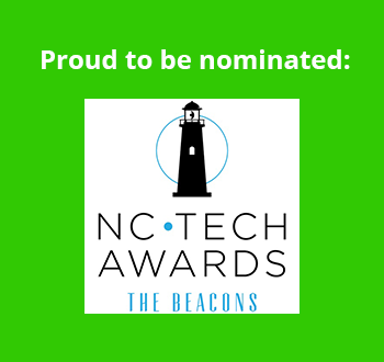 NC Tech Awards Nominee