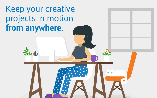How the 4 Pillars of inMotion ignite Help Marketing and Creative Teams...