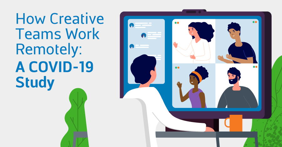 How Creative Teams Work Remotely: A COVID-19 Study