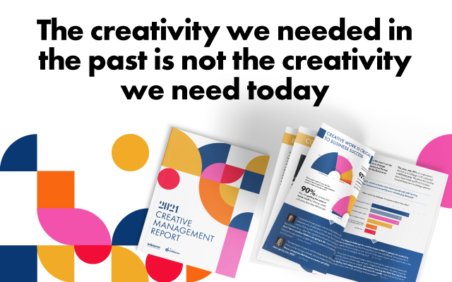 Key Findings from the 2021 Creative Management Report