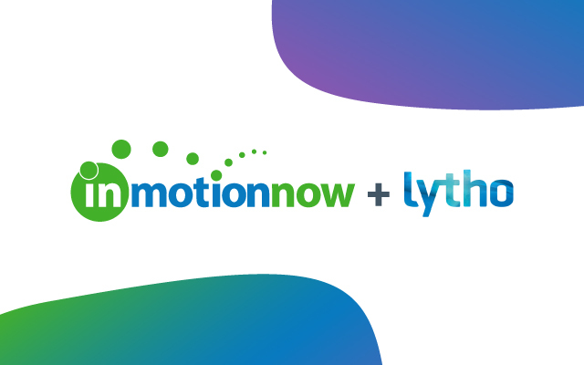 inMotionNow Announces merger with Lytho, a Leading Brand and Digital Asset Management...