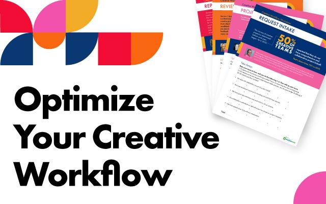 Streamline Your Creative Workflow [Worksheet Bundle]